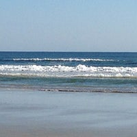 Photo taken at New Smyrna Beach Flagler Ave by Virginia L. on 10/12/2013