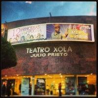 Foto tomada en Teatro Julio Prieto por Sinuhé Lord M. el 7/24/2013