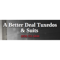 Photo taken at A Better Deal Tuxedos & Suits by Better T. on 2/20/2015