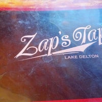 Photo taken at Zap's Tap by Robert S. on 11/17/2012