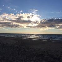 Photo taken at Nude Beach Narva-Jõesuu by Маришка С. on 7/19/2016