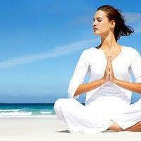 Photo taken at Bikram Yoga Raleigh by Bikram Yoga Raleigh on 6/9/2014