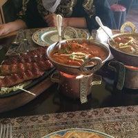 Photo taken at Bukhara Restaurant by Taslim B. on 9/19/2014