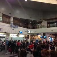 Foto tomada en Aeropuerto Internacional de Mendoza - Gobernador Francisco Gabrielli (El Plumerillo) (MDZ) por Leonardo L. el 7/28/2013