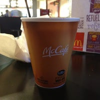 Photo taken at McDonald's by Ron A. on 1/22/2013