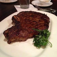 Photo taken at Barbarie's Black Angus Grill by Ron A. on 10/8/2012