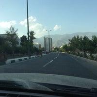 Photo taken at Iranzamin Street by Luna.Shmeh on 6/20/2014