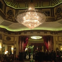 Photo taken at The St. Regis Rome by Roméo P. on 11/10/2012