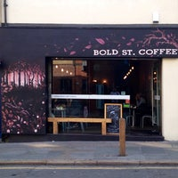 Photo taken at Bold Street Coffee by Ian B. on 6/19/2013