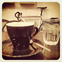 Photo taken at Bold Street Coffee by Ian B. on 1/31/2013