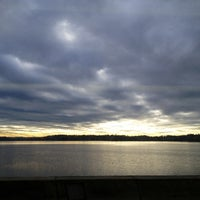 Photo taken at Lacey V. Murrow Memorial Bridge by Gregg A. on 12/21/2012