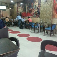 Photo taken at lailaty cafe by Ahmed T. on 9/28/2014