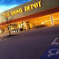 Photo Taken At The Home Depot By MetroMan On 3 27 2013