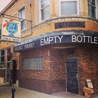 7/7/2013 tarihinde Erik M.ziyaretçi tarafından Empty Bottle'de çekilen fotoğraf