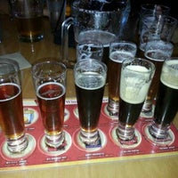 Photo taken at BJ's Restaurant and Brewhouse by Dan @. on 7/18/2013