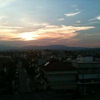 Photo taken at Tilemachus Balcony by Meni P. on 6/22/2013