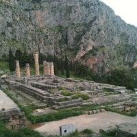 Photo taken at Temple of Apollo by Meni P. on 4/7/2013