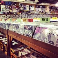 Photo taken at Forever Young Records by Renee G. on 9/28/2012