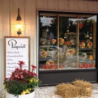 Photo taken at Pairpoint Glass by Peter V. on 10/6/2013