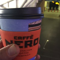 Photo prise au Caffè Nero Express par Mark M. le12/9/2017