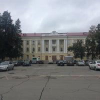 Photo taken at Площадь им. В.И. Ленина by Ku3en G. on 9/1/2015