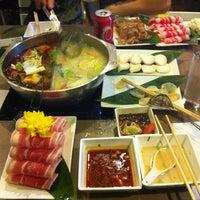 Photo taken at Mister Hot Pot 鍋大爺 by Yura L. on 9/3/2013
