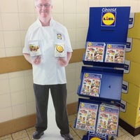 Photo taken at Lidl by John P. on 10/5/2012