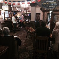 Photo taken at The Wharfedale Inn and Restaurant by Nathan C. on 7/4/2014