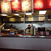 Photo taken at MOOYAH Burgers, Fries & Shakes by Smokinronnie H. on 7/29/2014