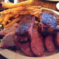 Photo taken at Big Al's Smokehouse BBQ by Smokinronnie H. on 9/20/2014