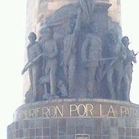 Foto tomada en Glorieta Monumento a Los Niños Héroes por Mariana M. el 12/16/2012