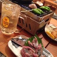 Photo taken at 浜印水産 日ノ出町店 海鮮B.B.Q by Chizuru I. on 9/14/2015