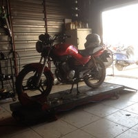 Photo taken at hobby motor by Kemal T. on 10/27/2014
