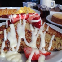 Photo taken at Denny's by mSpRiSyFuSyBuns on 5/11/2014
