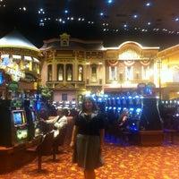 Photo taken at Wild Wild West Casino by Justin T. on 5/21/2013