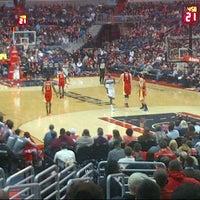 Photo taken at Washington Wizards by David C. on 2/24/2013