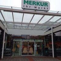 Photo taken at Merkur (EKZ Schwechat) by Peter F. on 12/29/2015