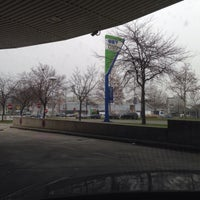 Photo taken at OMV Tankstelle by Peter F. on 12/29/2015