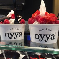 Photo taken at Oyya by Justine A. on 2/26/2015