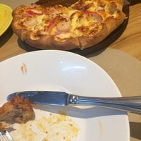 Photo taken at The Pizza Company by Phattarawadiie T. on 9/5/2016