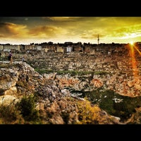 Photo taken at Matera by Caspar D. on 12/12/2012