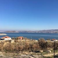 Photo taken at Çarıklar Köyü by Emre C. on 12/27/2016