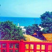 Photo taken at Ulusoy Holiday Club Kemer - 629 numara by Kübra K. on 7/29/2015