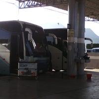 Photo taken at Terminal de Autobuses de Zitacuaro by Caballero D. on 12/29/2014