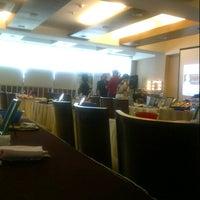 Photo taken at Anggrek Shopping Hotel by Dwina D. on 10/11/2014