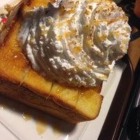 Photo taken at Lga coffee roasting house by Sharon C. on 7/20/2014