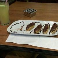 Photo taken at Kumburgaz Dilek Pasta Cafe & Restaurant by كبرى on 7/30/2014