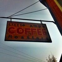 Foto tomada en Little Amps Coffee Roasters por erreip el 10/24/2012
