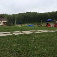 Photo taken at Лесная Сказка by Natalya D. on 8/11/2014