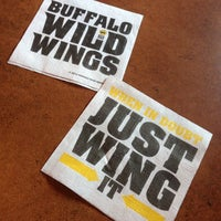 Photo taken at Buffalo Wild Wings by Lou C. on 6/19/2013